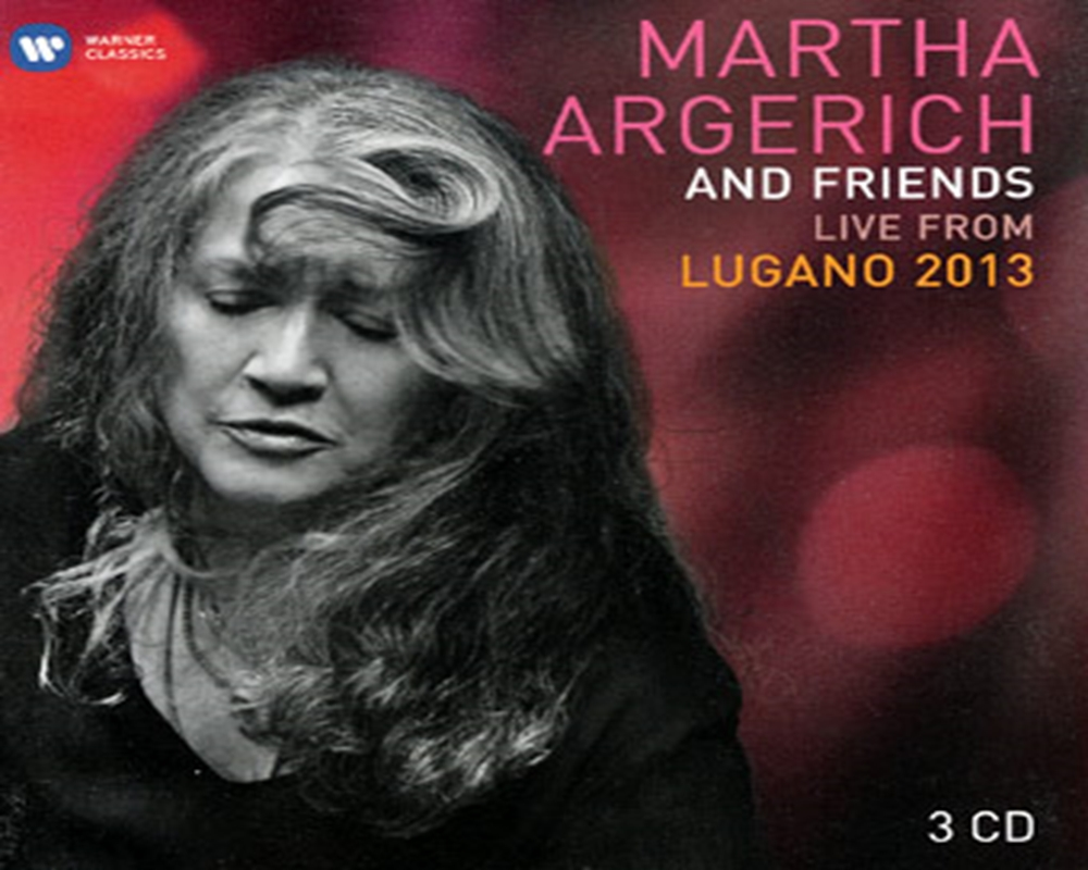 Martha Argerich and Friends 2013