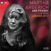 Osi Cd Martha Argerich 2013