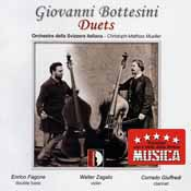 Osi Cd Giovanni Bottesini D5